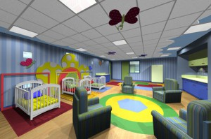 Harbor Christian Church Children's Center CAD
