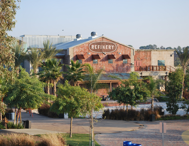 Saddleback Church Refinery